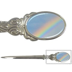 Rainbow Letter Opener by yoursparklingshop