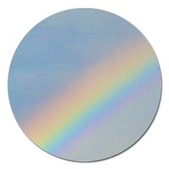 Rainbow Magnet 5  (round) by yoursparklingshop