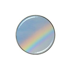 Rainbow Golf Ball Marker (for Hat Clip) by yoursparklingshop