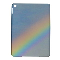 Rainbow Apple Ipad Air 2 Hardshell Case by yoursparklingshop