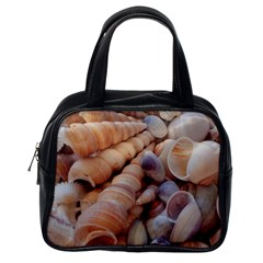 Seashells 3000 4000 Classic Handbag (one Side) by yoursparklingshop