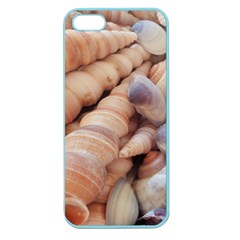 Sea Shells Apple Seamless Iphone 5 Case (color)