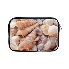 Sea Shells Apple Ipad Mini Zippered Sleeve by yoursparklingshop