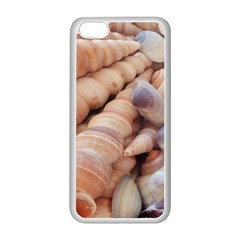 Sea Shells Apple Iphone 5c Seamless Case (white) by yoursparklingshop