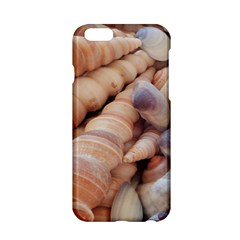 Sea Shells Apple Iphone 6 Hardshell Case by yoursparklingshop