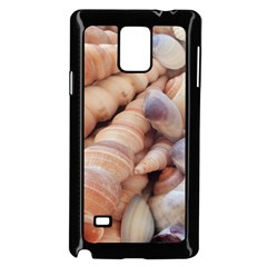 Sea Shells Samsung Galaxy Note 4 Case (black) by yoursparklingshop
