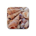 Sea Shells Drink Coaster (Square) Front