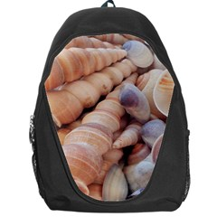 Sea Shells Backpack Bag