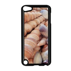 Sea Shells Apple Ipod Touch 5 Case (black) by yoursparklingshop