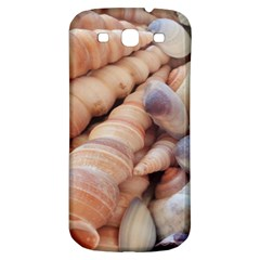 Sea Shells Samsung Galaxy S3 S Iii Classic Hardshell Back Case by yoursparklingshop
