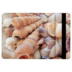 Sea Shells Apple Ipad Air 2 Flip Case by yoursparklingshop
