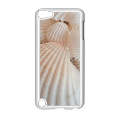 Sunny White Seashells Apple Ipod Touch 5 Case (white) by yoursparklingshop