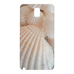 Sunny White Seashells Samsung Galaxy Note 3 N9005 Hardshell Back Case by yoursparklingshop
