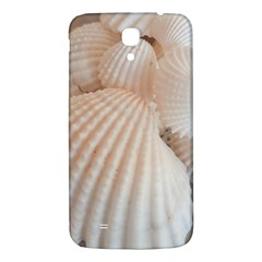 Sunny White Seashells Samsung Galaxy Mega I9200 Hardshell Back Case by yoursparklingshop