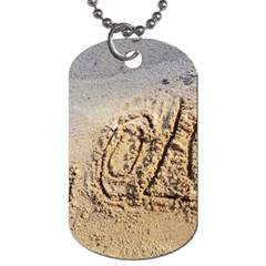 Lol Dog Tag (one Sided) by yoursparklingshop