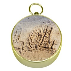 Lol Gold Compass by yoursparklingshop