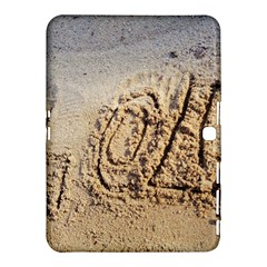Lol Samsung Galaxy Tab 4 (10 1 ) Hardshell Case  by yoursparklingshop