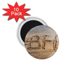 #bff 1 75  Button Magnet (10 Pack) by yoursparklingshop
