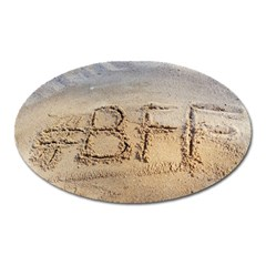 #bff Magnet (oval) by yoursparklingshop