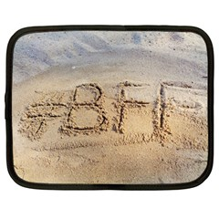 #bff Netbook Sleeve (large)