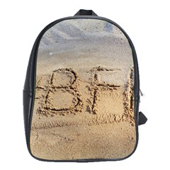 #bff School Bag (large) by yoursparklingshop