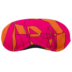 Red Orange 5000 Sleeping Mask