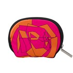 Red Orange 5000 Accessory Pouch (Small) Back