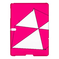 Pink White Art Kids 7000 Samsung Galaxy Tab S (10 5 ) Hardshell Case
