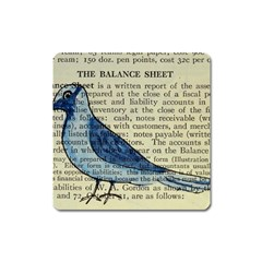 Bird Magnet (square) by boho