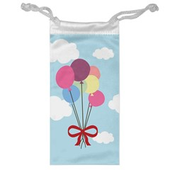 Balloons Jewelry Bag