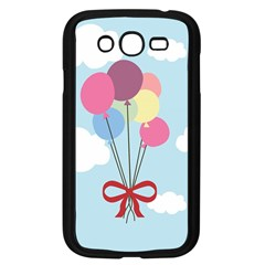 Balloons Samsung Galaxy Grand Duos I9082 Case (black) by Kathrinlegg