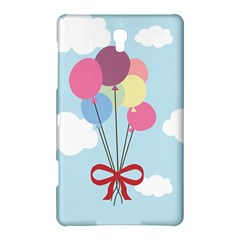 Balloons Samsung Galaxy Tab S (8 4 ) Hardshell Case  by Kathrinlegg