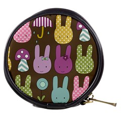 Bunny  Mini Makeup Case by Kathrinlegg