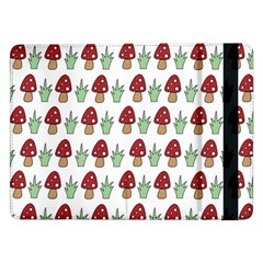 Mushrooms Samsung Galaxy Tab Pro 12 2  Flip Case by Kathrinlegg