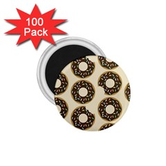 Donuts 1 75  Button Magnet (100 Pack)