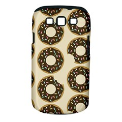 Donuts Samsung Galaxy S Iii Classic Hardshell Case (pc+silicone) by Kathrinlegg