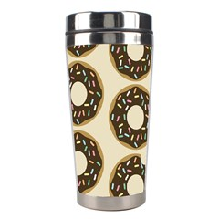Donuts Stainless Steel Travel Tumbler