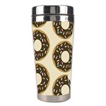 Donuts Stainless Steel Travel Tumbler Left