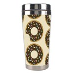 Donuts Stainless Steel Travel Tumbler Right