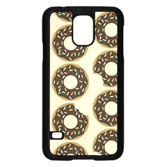 Donuts Samsung Galaxy S5 Case (black) by Kathrinlegg