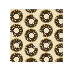 Donuts Small Satin Scarf (square) by Kathrinlegg