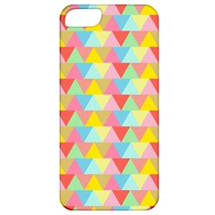 Triangle Pattern Apple Iphone 5 Classic Hardshell Case by Kathrinlegg