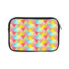 Triangle Pattern Apple Ipad Mini Zippered Sleeve by Kathrinlegg