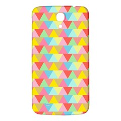 Triangle Pattern Samsung Galaxy Mega I9200 Hardshell Back Case by Kathrinlegg
