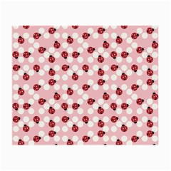 Spot The Ladybug Glasses Cloth (small) by Kathrinlegg