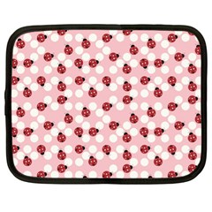 Spot The Ladybug Netbook Sleeve (xl)