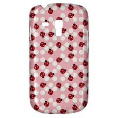 Spot The Ladybug Samsung Galaxy S3 Mini I8190 Hardshell Case by Kathrinlegg