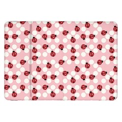 Spot The Ladybug Samsung Galaxy Tab 8 9  P7300 Flip Case by Kathrinlegg