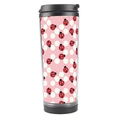 Spot The Ladybug Travel Tumbler by Kathrinlegg
