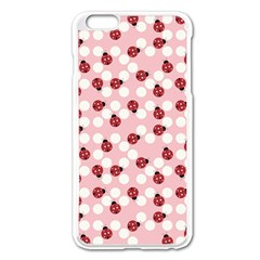 Spot The Ladybug Apple Iphone 6 Plus Enamel White Case